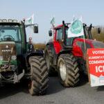 La nueva PAC tampoco gusta en Francia: Agricultores bloquean las carreteras a París por los recortes y el plan de convergencia al sector galo 1