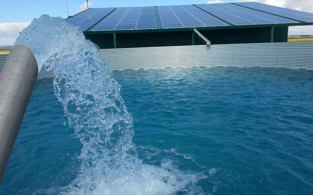 Alternativa a la invasión de parques fotovoltaicos: Permitir por ley que solo sea en terrenos no aprovechables para labores agrícolas