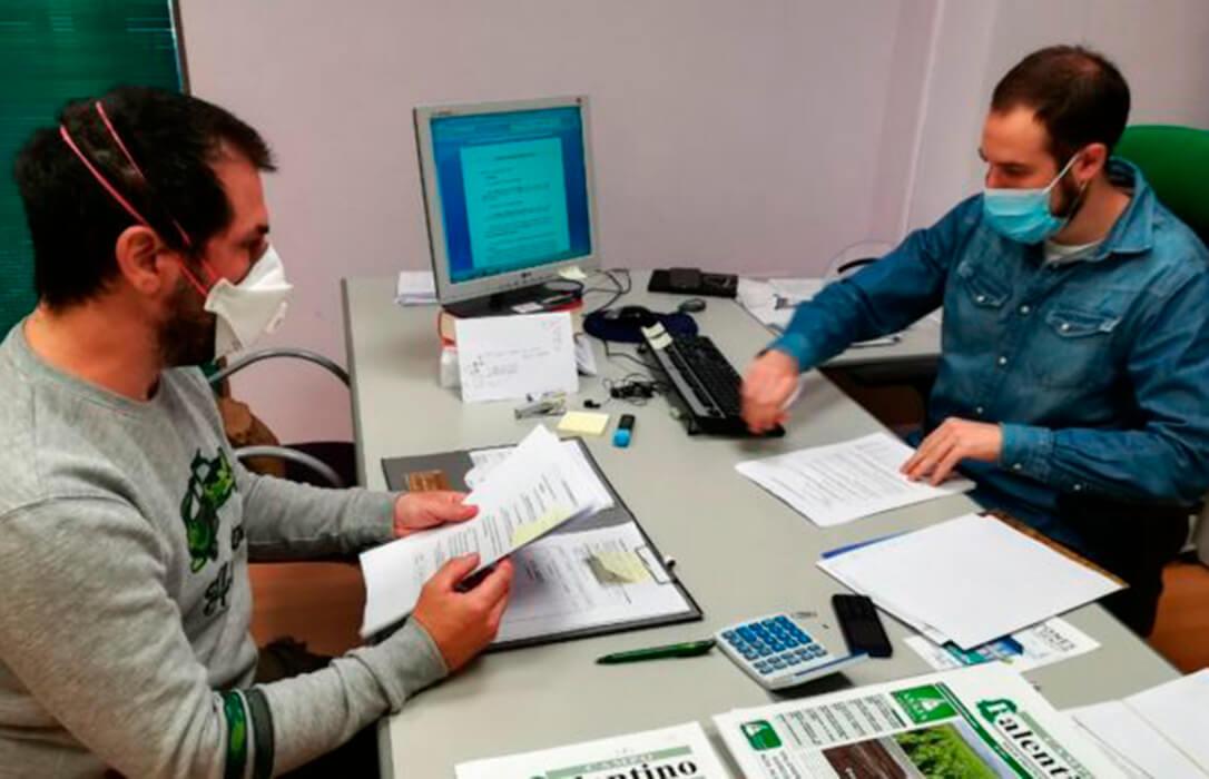 Se imponen las comunicaciones electrónicas a las personas jurídicas pero se olvidan de la realidad del mundo rural