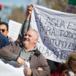 El Círculo por el Agua hará protestas provinciales antes de acudir a Madrid con una gran manifestación contra el recorte del trasvase 1