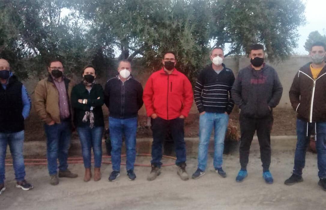 La imposición de una planta fotovoltaica en Granada también amenaza la apuesta de la industria alimentaria de la comarca de Baza