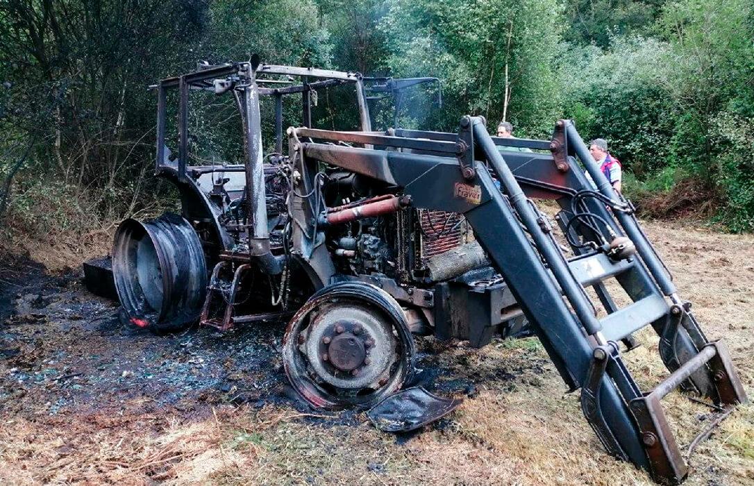 Las estadísticas de una realidad que no se quiere ver: Los accidentes en el sector agrario suman 7.695 hasta marzo, el 5,5% más