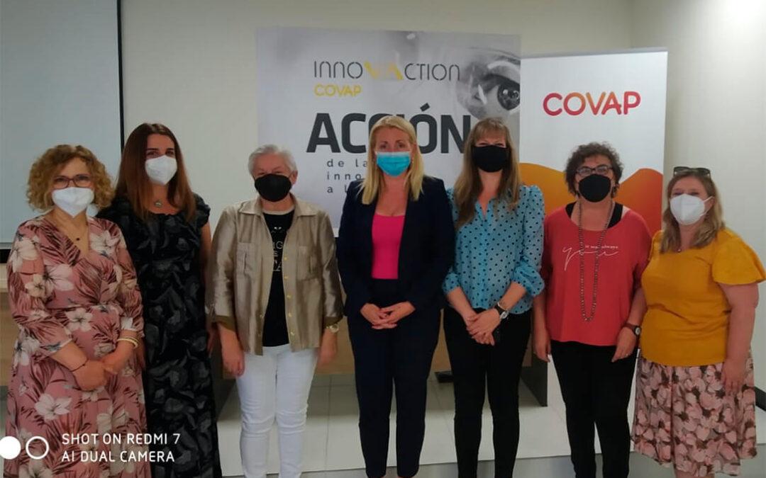 La Asociación de Mujeres de Cooperativas de Andalucía se adhiere a la Red de Entidades Conciliadoras