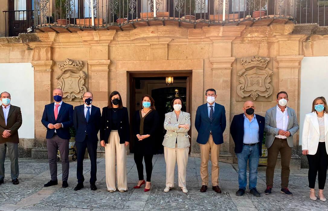 Andalucía apuesta por modernizar las oficinas comarcales agrarias como elemento clave para el futuro del mundo rural
