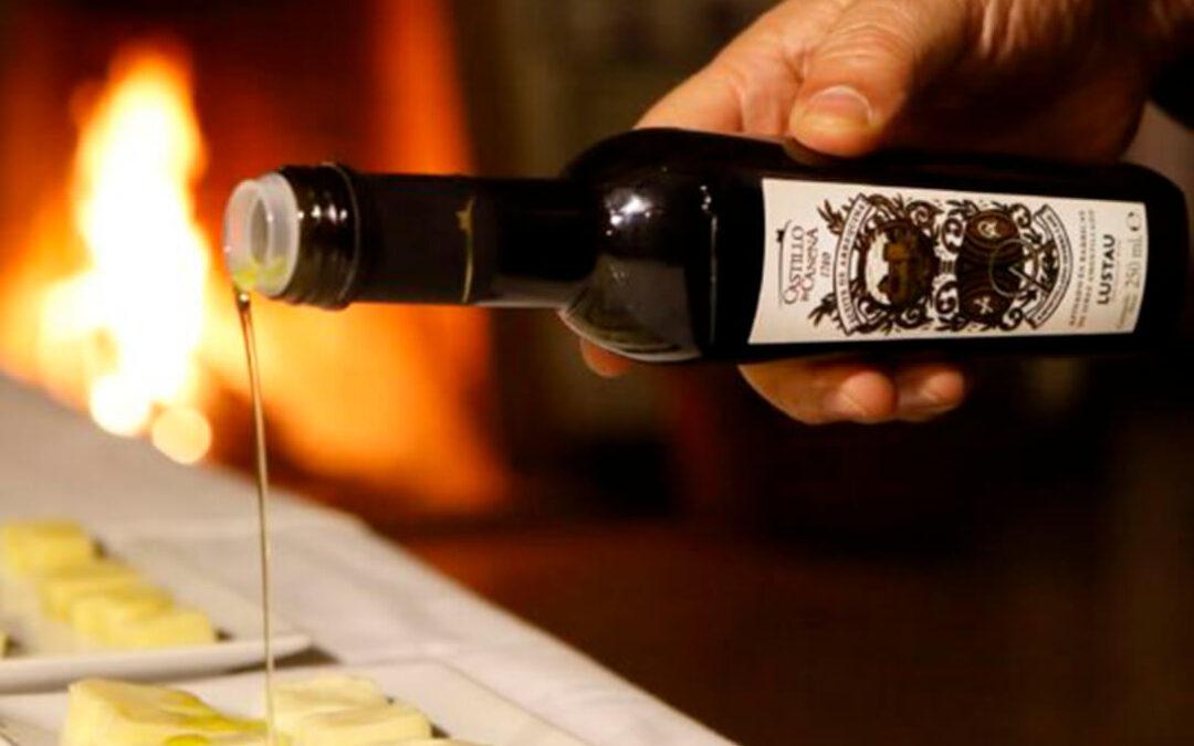 Castillo Canena presenta el primer AOVE con matices y aromas de un vino amontillado viejo al estar afinado en barricas de vino de Jerez
