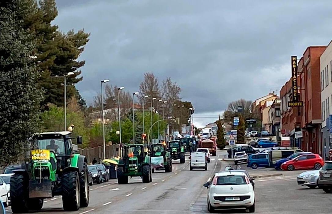 El endurecimiento de la crisis santaria y los nuevos cierres perimetrales aplazan la movilizacion prevista en Zaragoza