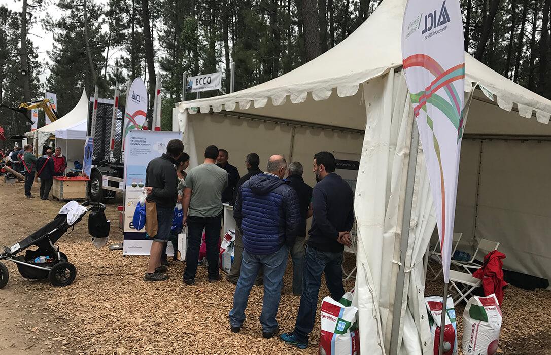 ICL participará este año en la feria virtual de Expoliva y de forma presencial en Asturforesta 2021