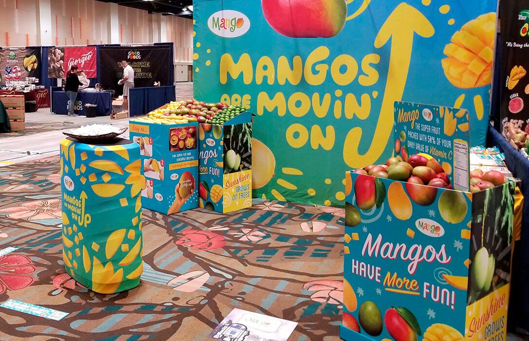La industria minorista se 'enamora' del mango y alcanza sus marcas más altas de incrementos interanuales