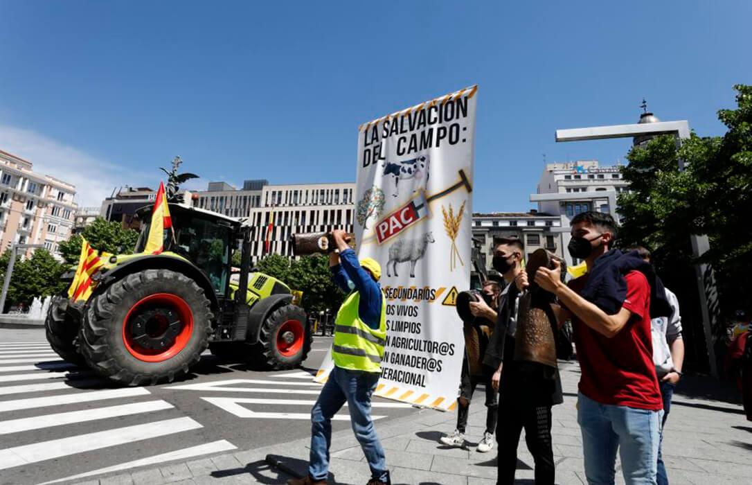 Tras las protestas en Aragón en favor de otra PAC, el sector espera que Ministerio y CCAA hayan tomado nota de lo que deben cambiar