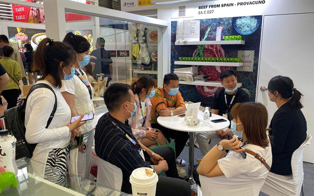 Provacuno regresa a China para demostrar el potencial de la carne de vacuno española y abrir mercado en el gigante asiático