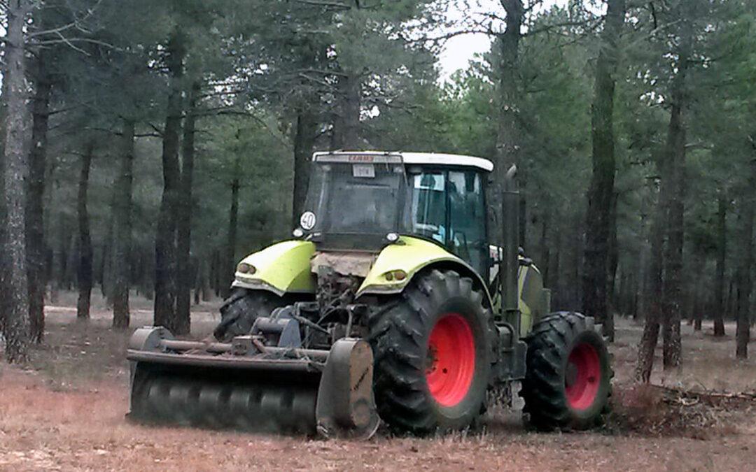 Instan a resolver cuanto antes los recursos a las ayudas forestales andaluzas por el alto número de expedientes que se quedaron fuera