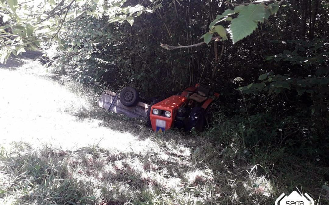 Un joven de 25 años fallece y otro jubilado de 85 resulta heridos en otros dos accidentes ocasionados por un tractor en el campo