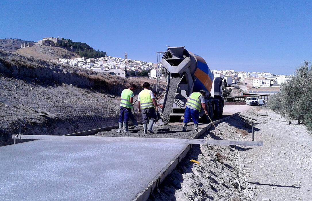 Sale a licitación el primer bloque del Plan Itínere andaluz con un total de 72 actuaciones por 21 millones