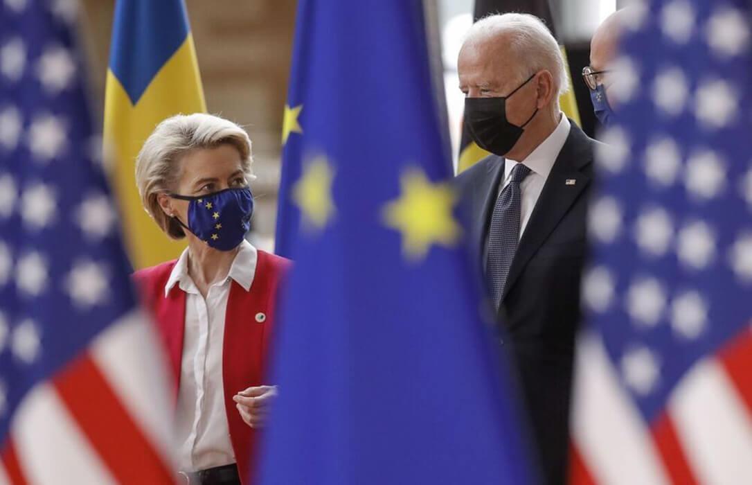 Acuerdo de suspensión de aranceles durante cinco años entre EEUU y la UE lo que permitirá recuperar las exportaciones