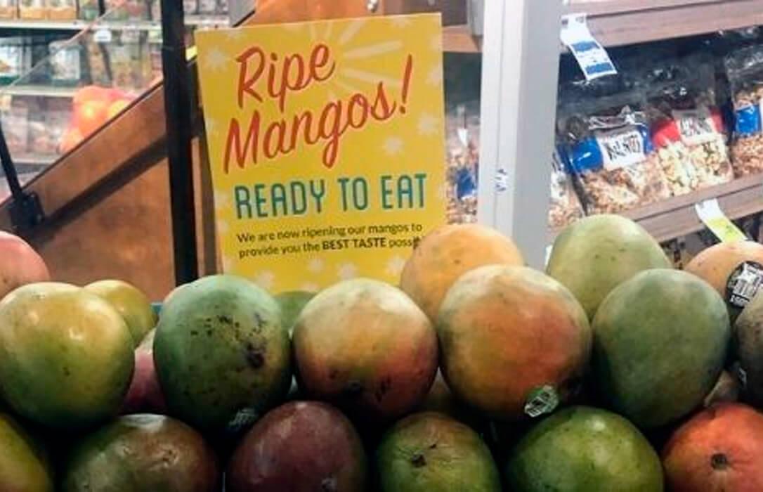 En 15 años, el consumo de mango per capita en Estados Unidos ha crecido un 93%