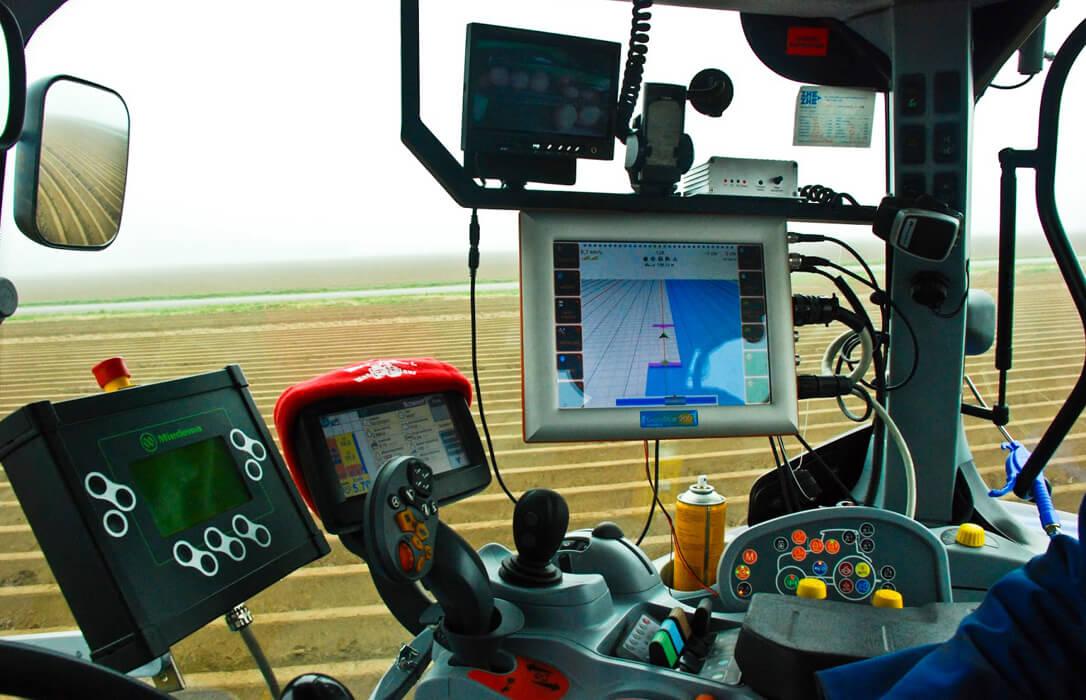 Alertan de una ola de robos de GPS para tractores para revenderlos en el mercado de segunda mano