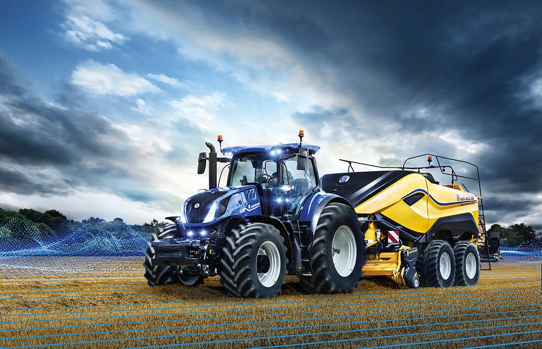 New Holland lanza el nuevo T7 Heavy Duty, su nuevo tractor insignia ante el avance de la agricultura 4.0