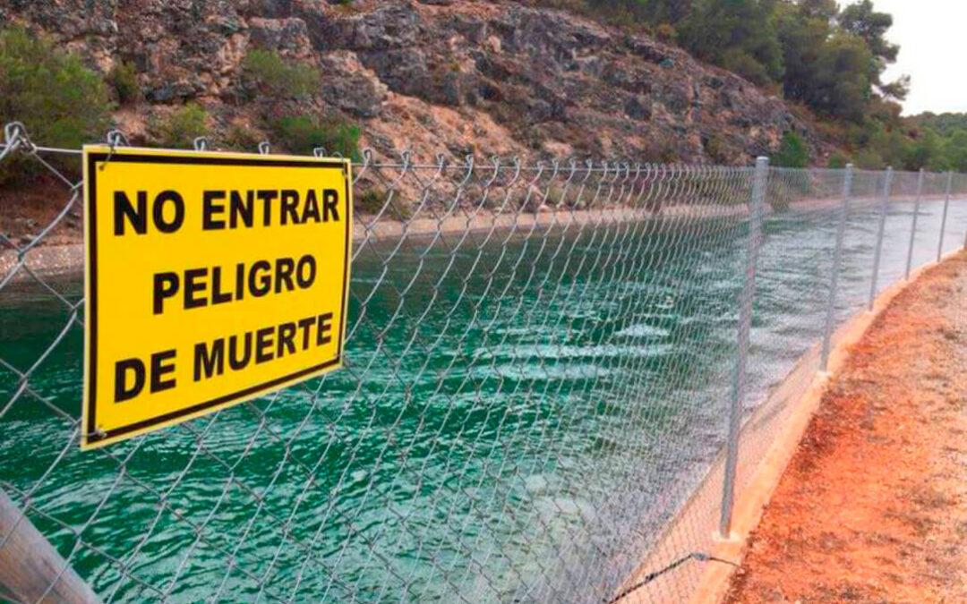 La guerra del trasvase: Acusan a Pablo Casado de defender solo los intereses de Murcia y no los de Castilla-La Mancha