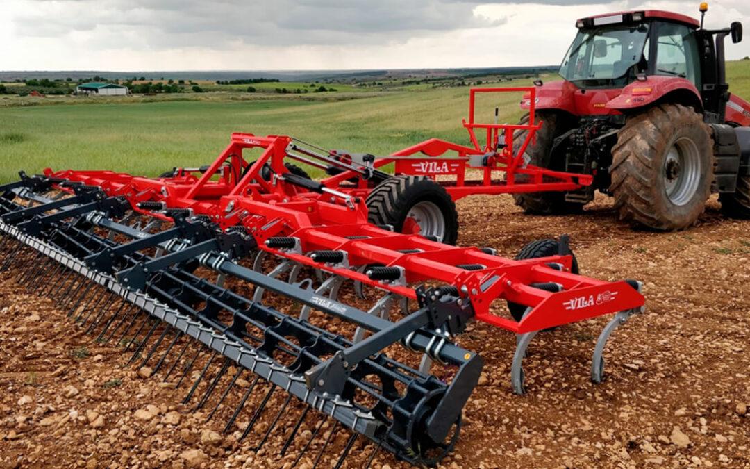 La DGT actualiza la definición de «apero» y maquina agrícola remolcada para adecuarlas a la normativa europea