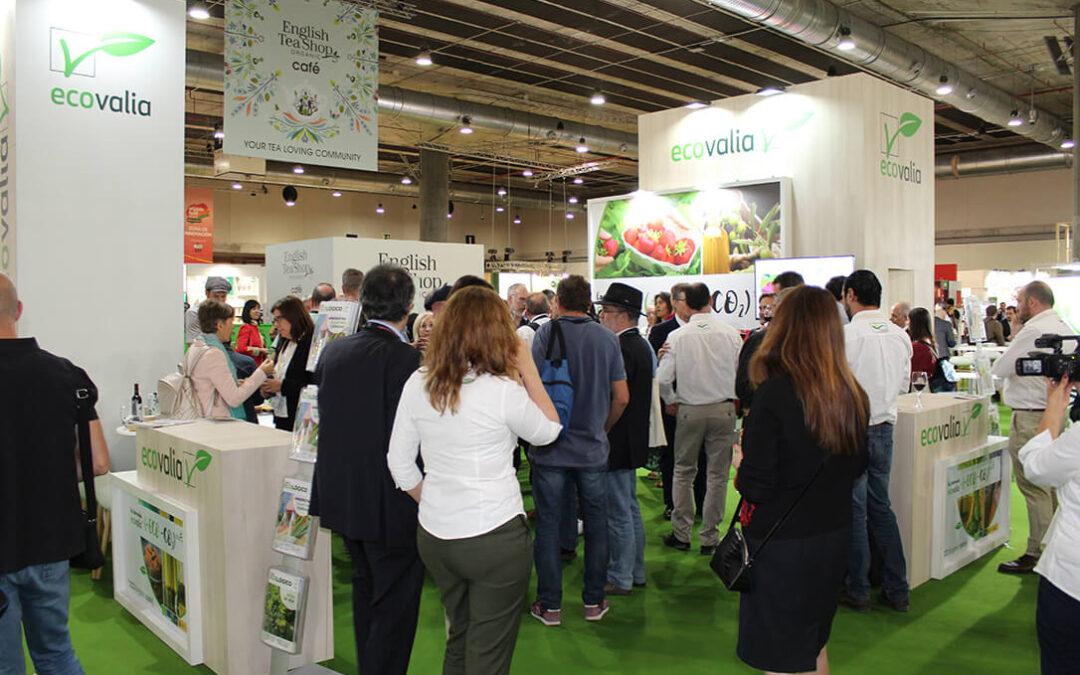 Ecovalia representará al sector ecológico como patrocinador oficial en Organic Food Iberia