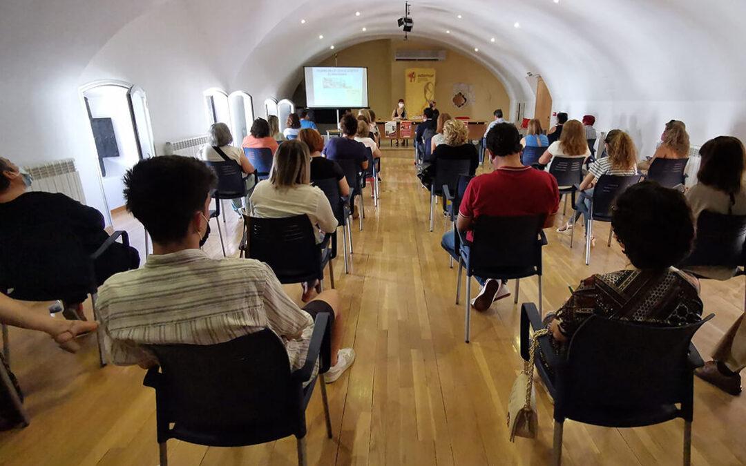 Fademur Andalucía presenta en Alcalá la Real la cuarta edición de su lanzadera Ruraltivity para fomentar el emprendimiento