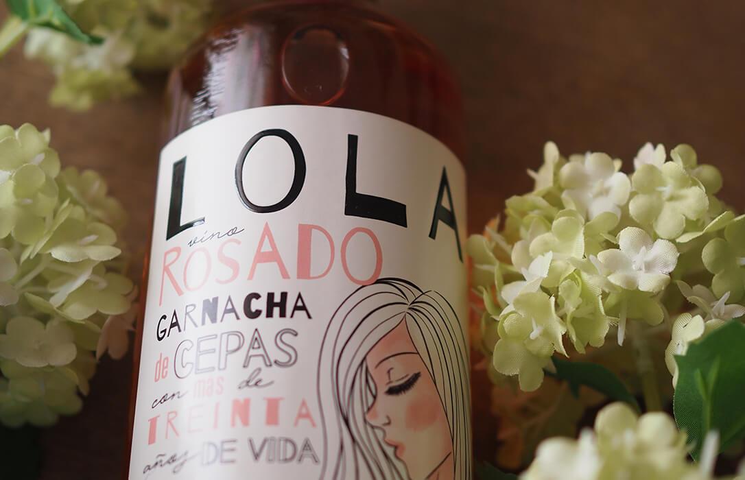 LOLA, el rosado 100% garnacha de la bodega Delgado Zuleta, estrena añada y cambia de imagen