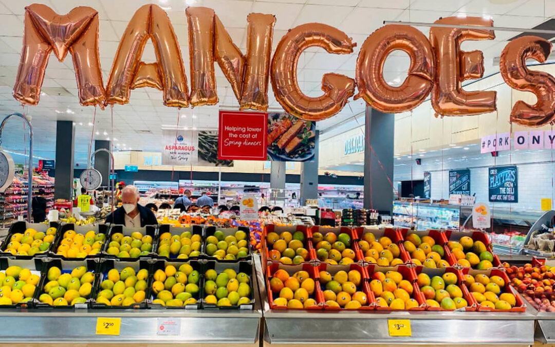 Los mangos en Australia se enfocan en sustentabilidad, buenas prácticas agrícolas y respeto con el medio ambiente