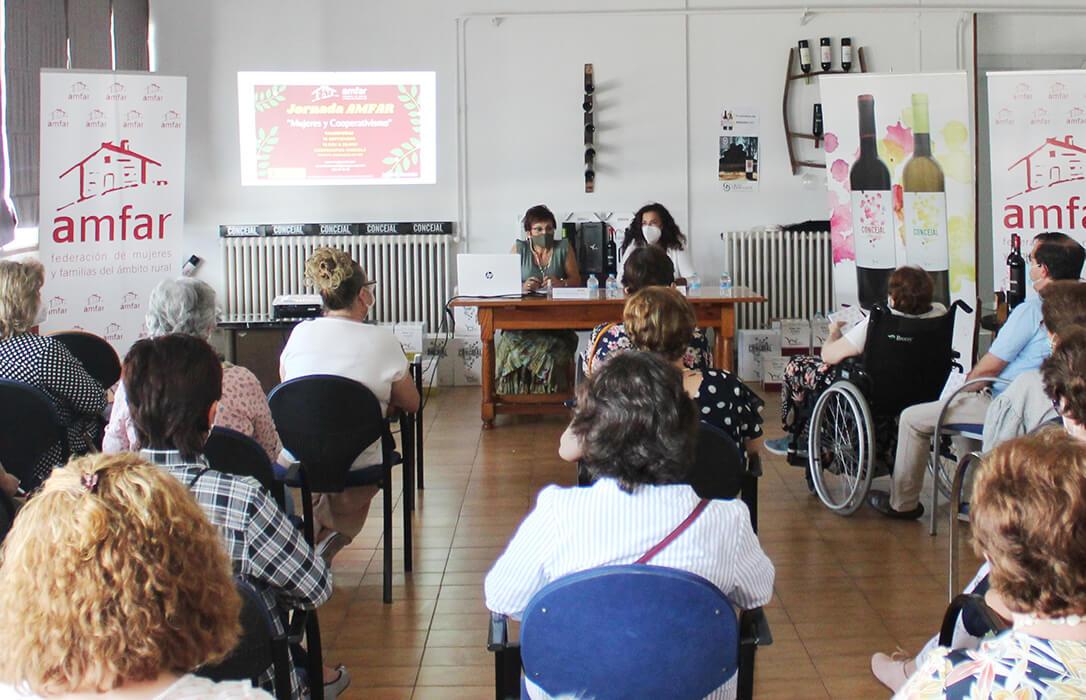 Apuesta por la incorporación y la toma de decisiones de las mujeres en las cooperativas