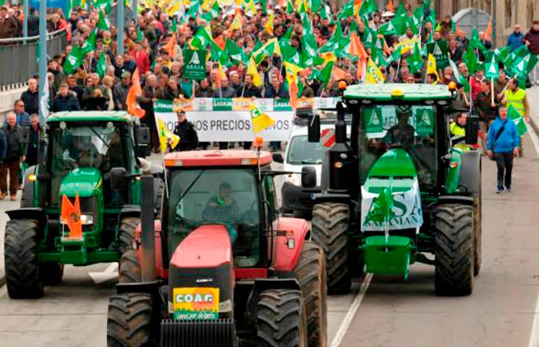 El campo se harta de esperar soluciones: COAG planteará la convocatoria de un proceso general de movilizaciones agrarias