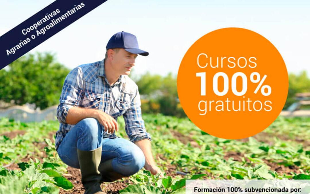 Cursos gratuitos del Ministerio de Trabajo y Economía Social para el colectivo agroalimentario cooperativo