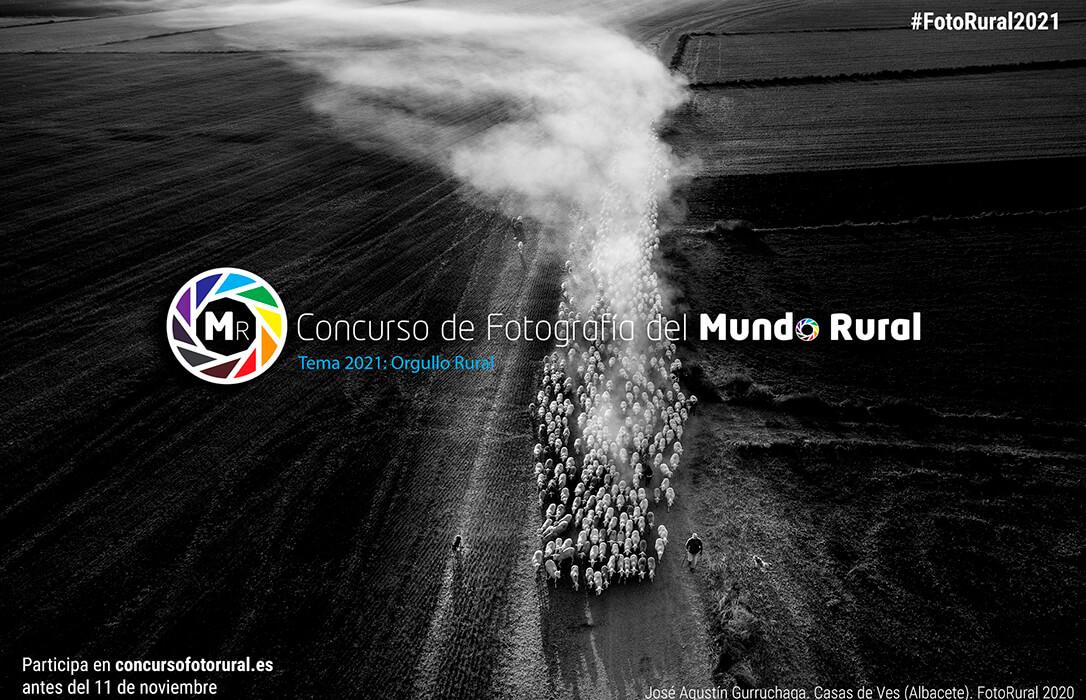 El concurso FotoRural lanza su XV edición con una apuesta por el «orgullo rural»