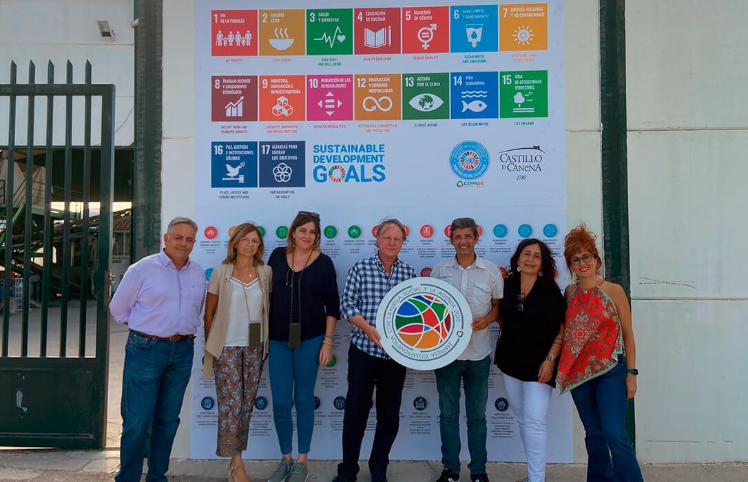 Castillo de Canena, primera empresa olivarera en España en medir su Huella Social con la colaboración de Fundación COPADE
