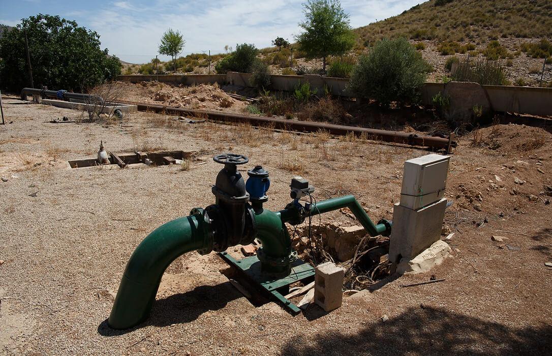 La CHS se muestra preocupada por la sobreexplotación de acuíferos en el sur de Albacete