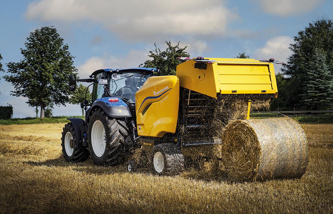 La venta de maquinaria agrícola sube un 24,5% este año mientras que al Plan Renove le sobran 1,8 millones