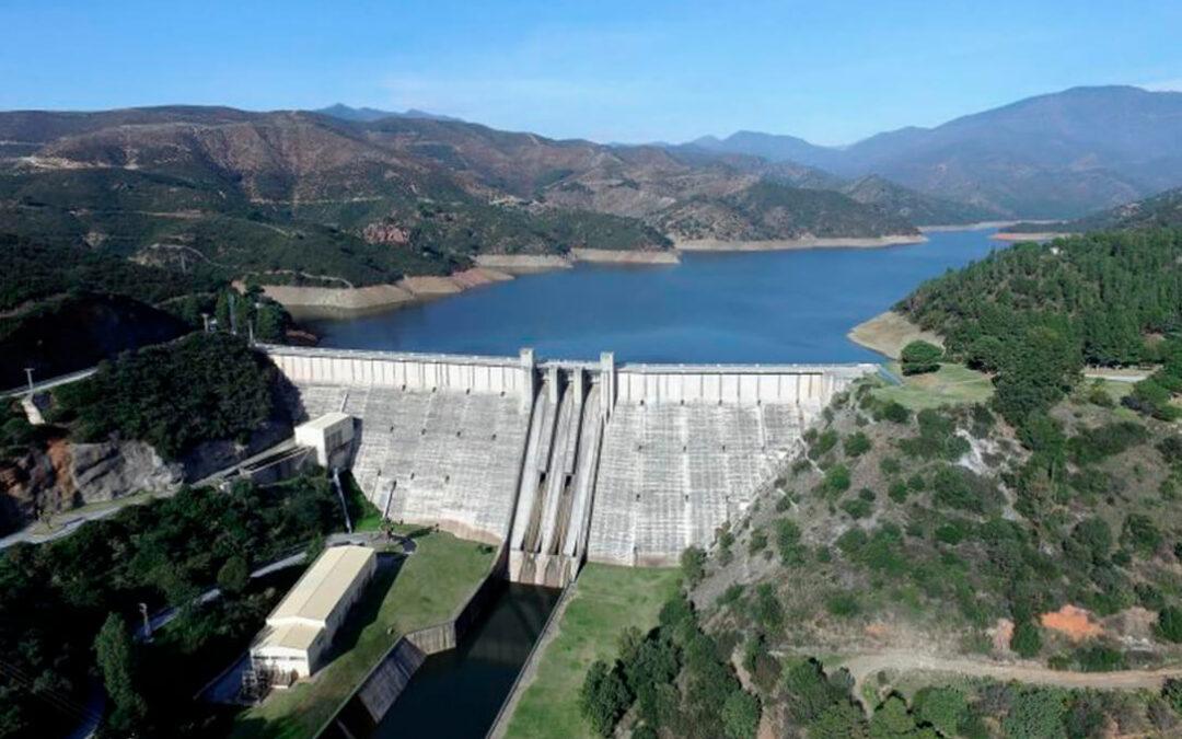 Andalucía acomete obras de emergencia para mejorar la eficacia del trasvase Viñuela-Axarquía ante la situación de sequía