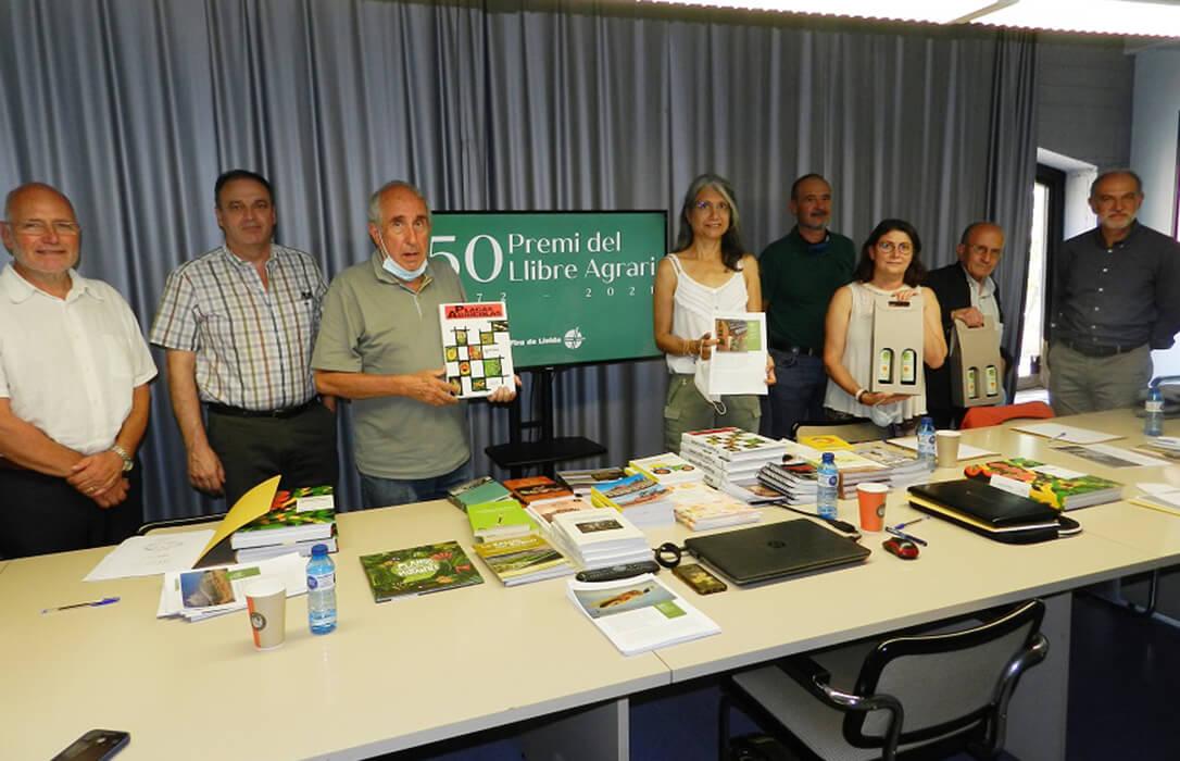 La Feria Agraria de Sant Miquel premia la labor divulgativa de Phytoma de la sanidad vegetal
