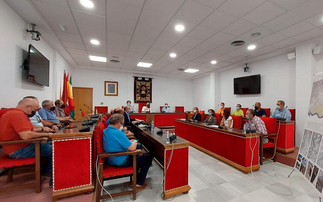 Una ayuda para la mejora del regadío a los comuneros del Río Adra que permitirá garantizar el futuro de casi 1.500 regantes