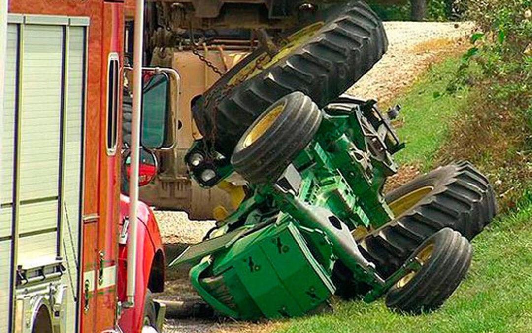 Estudio demoledor: El sector agrario ya produce la mayor tasa de accidentes graves en comparación con todos los demás sectores