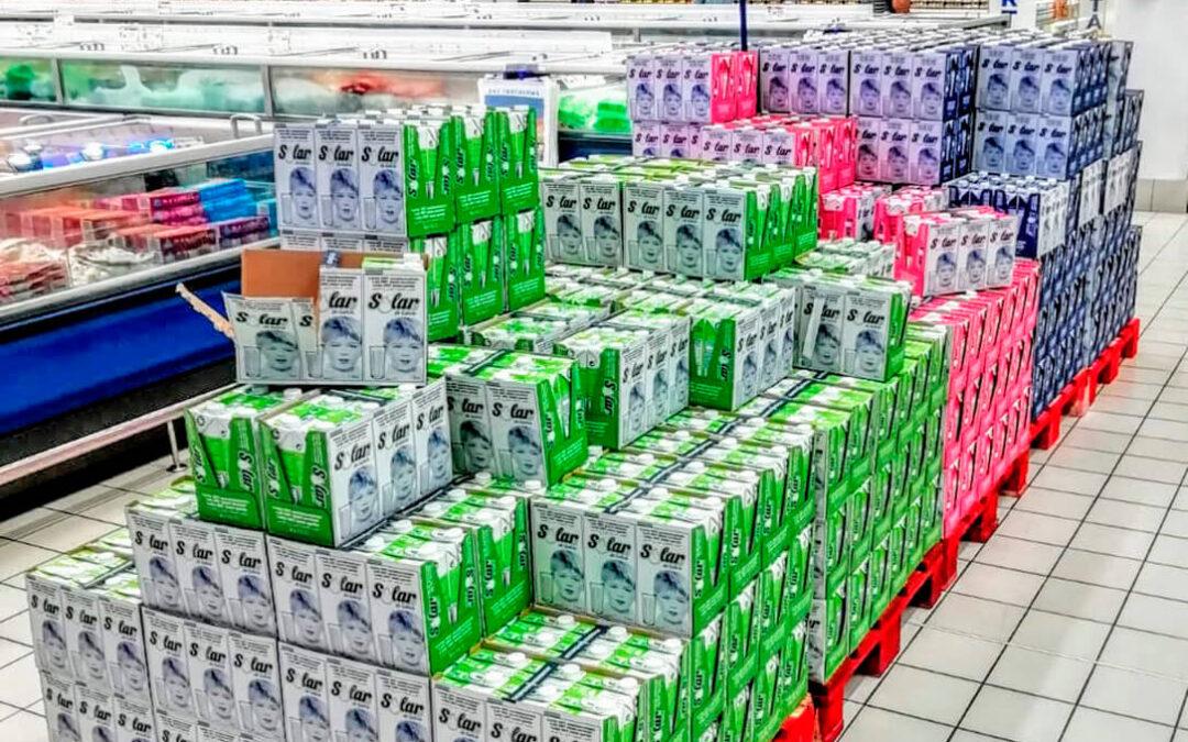 A la industria láctea tampoco le gusta las ofertas: Lamenta que la utilización de la leche como reclamo es un «fallo exclusivo» de España
