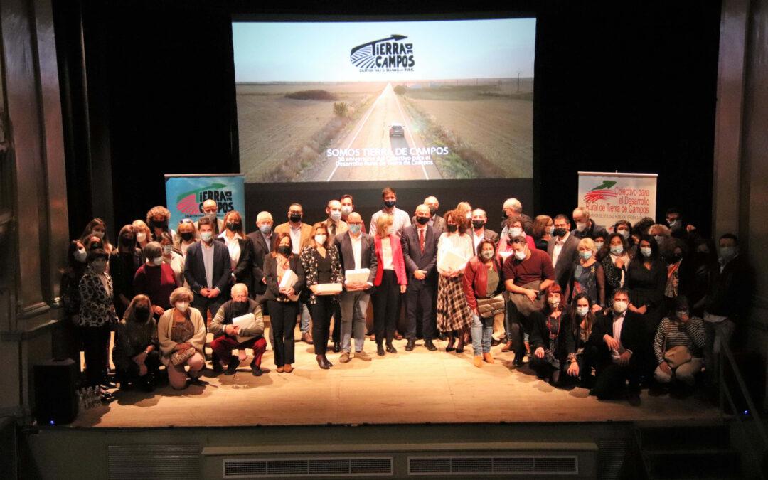 La Asociación para el Desarrollo Rural de Tierra de Campos celebra sus tres décadas trabajando por un medio rural vivo y sostenible